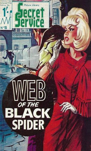 Wed Of the Black Spider