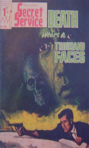Death Wears A Thousand Faces