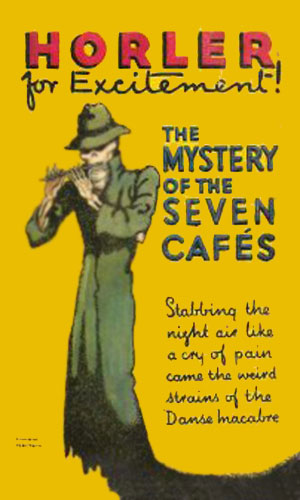 The Mystery of the Seven Cafés