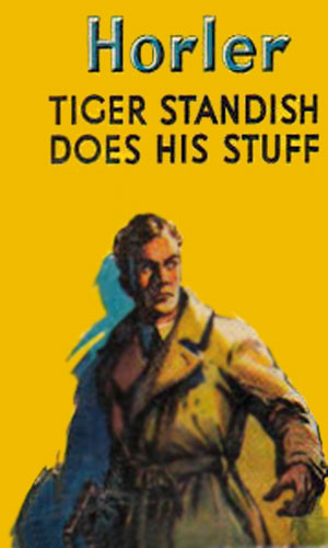 Tiger Standish Does His Stuff