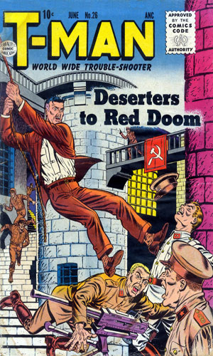 The Deserters To Red Doom