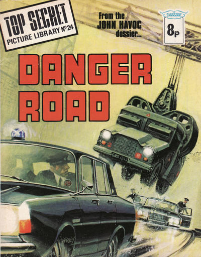 Danger Road