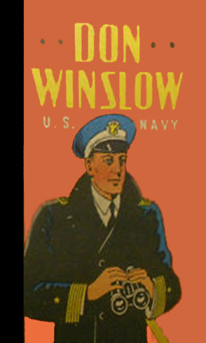 Don Winslow of the U.S. Navy and the Missing Admiral