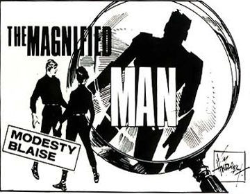 The Magnified Man