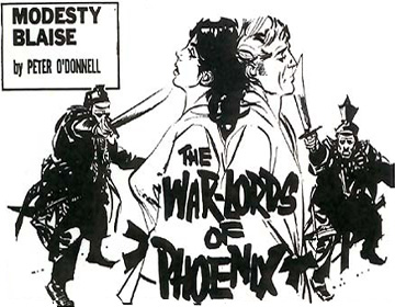 The War-Lords of Phoenix