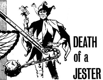 Death of a Jester