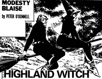 Highland Witch