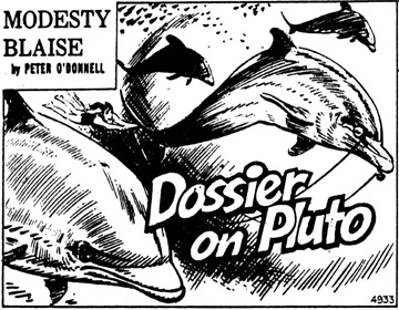Dossier on Pluto