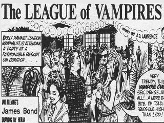 The League Of Vampires