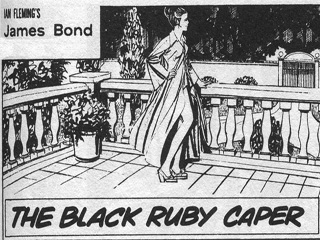 The Black Ruby Caper