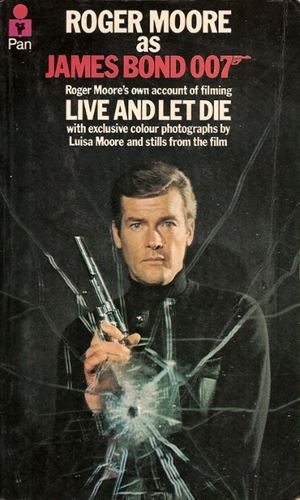 Roger Moore As James Bond 007