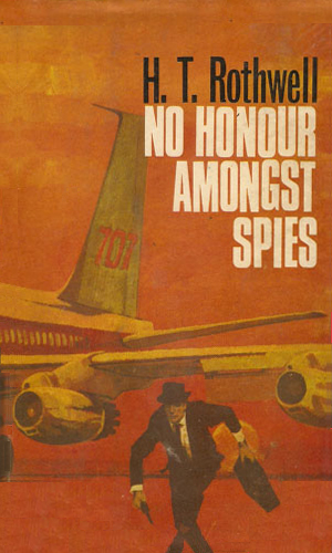 No Honour Amongst Spies