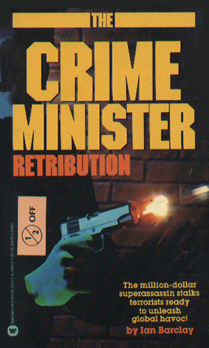 The Crime Minister: Retribution