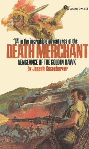 Vengeance Of The Golden Hawk