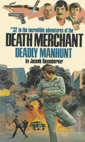 Deadly Manhunt