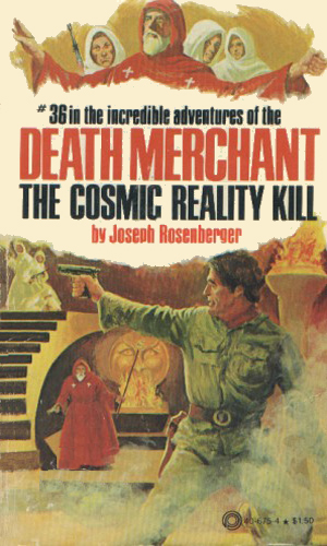 The Cosmic Reality Kill