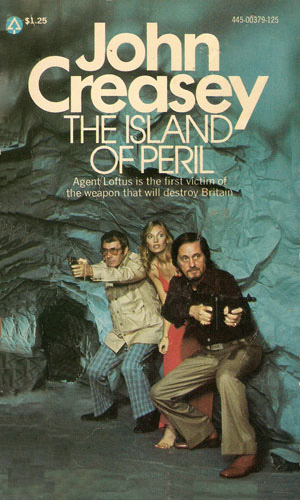The Island Of Peril