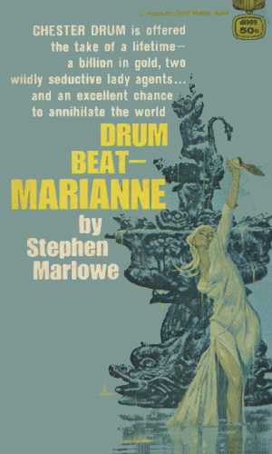 Drum Beat - Marianne