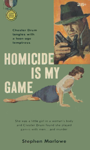 Homicide Is My Game