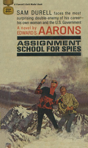 Assignment - School For Spies