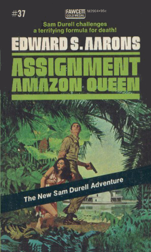 Assignment - Amazon Queen