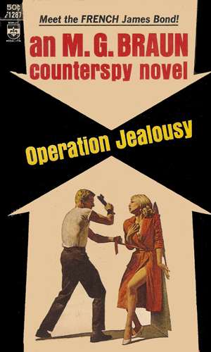 Operation Jealousy