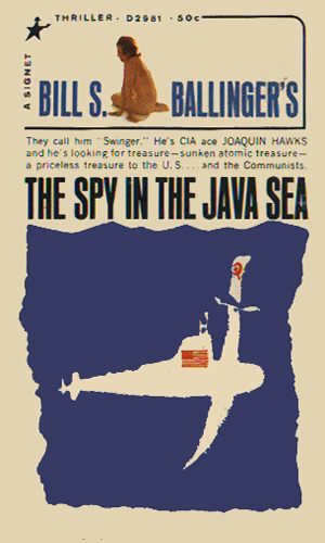 The Spy In The Java Sea