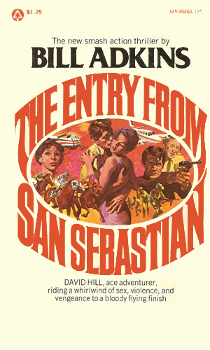 The Entry From San Sebastian