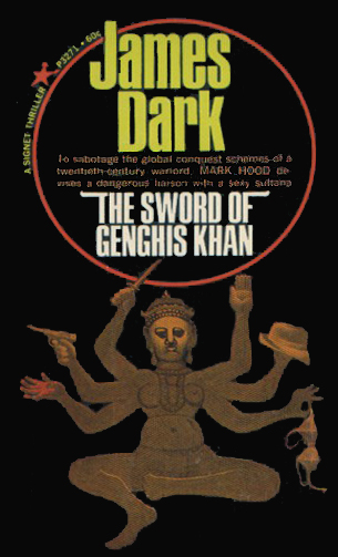 The Sword Of Genghis Khan