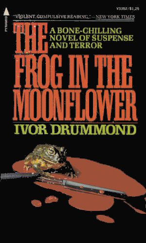The Frog In The Moonflower