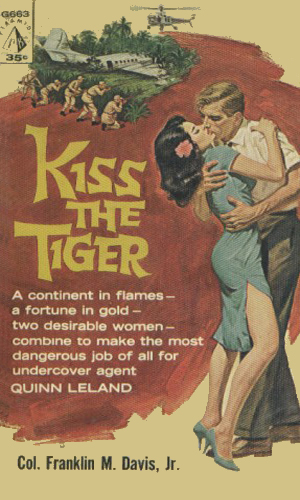 Kiss The Tiger