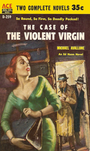 The Case Of The Violent Virgin