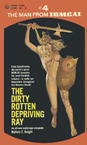 The Dirty Rotten Depriving Ray