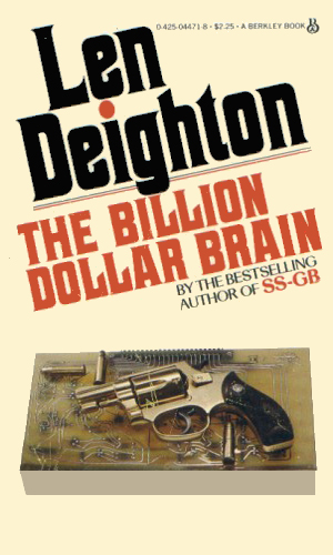 The Billion Dollar Brain