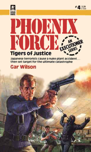 Tigers of Justice
