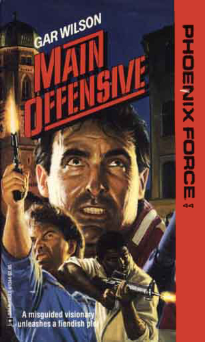 Main Offensive
