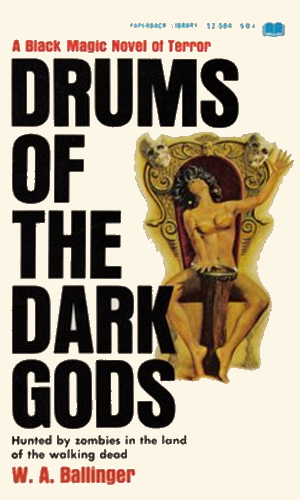 Drums of the Dark Gods
