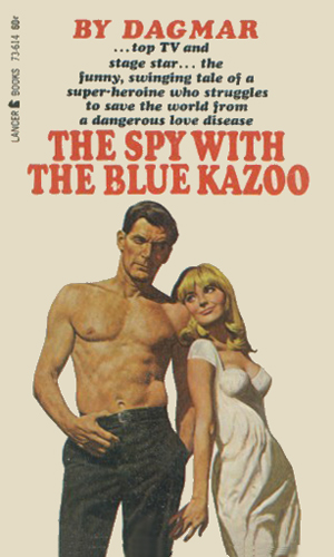 The Spy With The Blue Kazoo