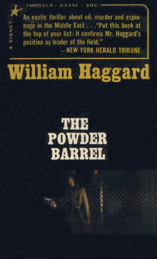 The Powder Barrel