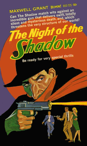 The Night Of The Shadow