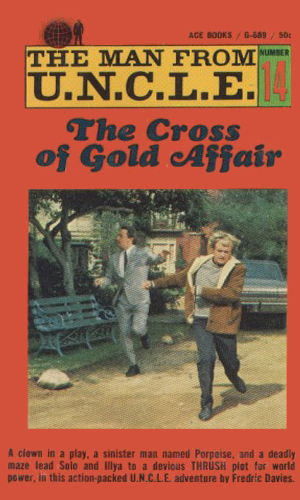 The Cross Of Gold Affair