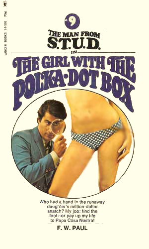 The Girl With The Polka-Dot Box