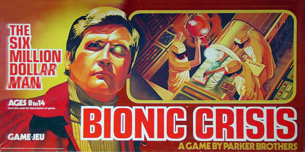 The Six Million Dollar Man: Bionic Crisis
