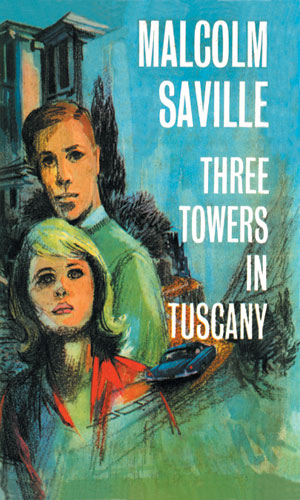Three Towers In Tuscany