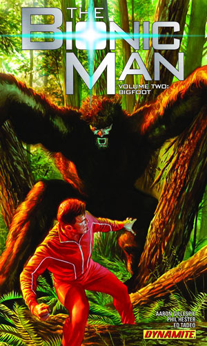 The Bionic Man Vol 2: Bigfoot!