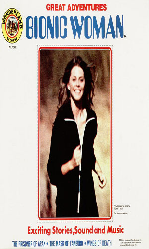 Great Adventure - Bionic Woman