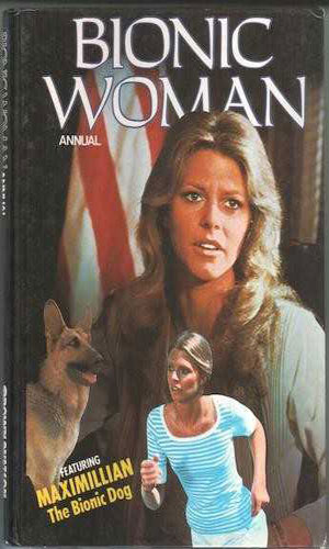 The Bionic Woman Annual (1979)