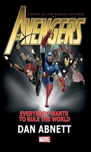 The Avengers - Everybody Wants To Rule The World