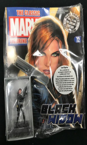Classic Marvel - Black Widow