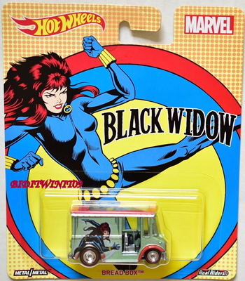 The Black Widow Bread Box